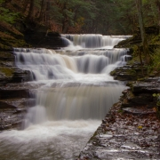 Buttermilk Falls 1661
