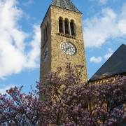 Cornell Clock Tower 3903