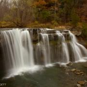 Ludlowville Falls 1728