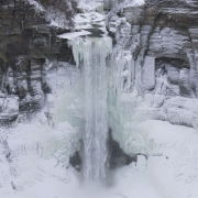 Taughannock Falls in Winter IMG_9137