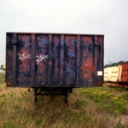 Container Delaware 2500