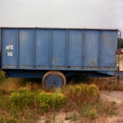 Blue Container Delaware AFC30