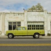 Green Truck, Oregon IMG_8271
