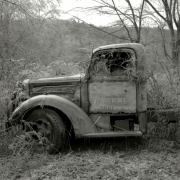 Old Truck, Mount Ross, NY