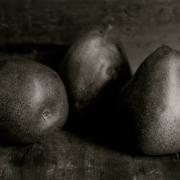 Pears in B&W IMG_9675_s