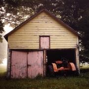 Tractor & Fog, Pine Plains, NY